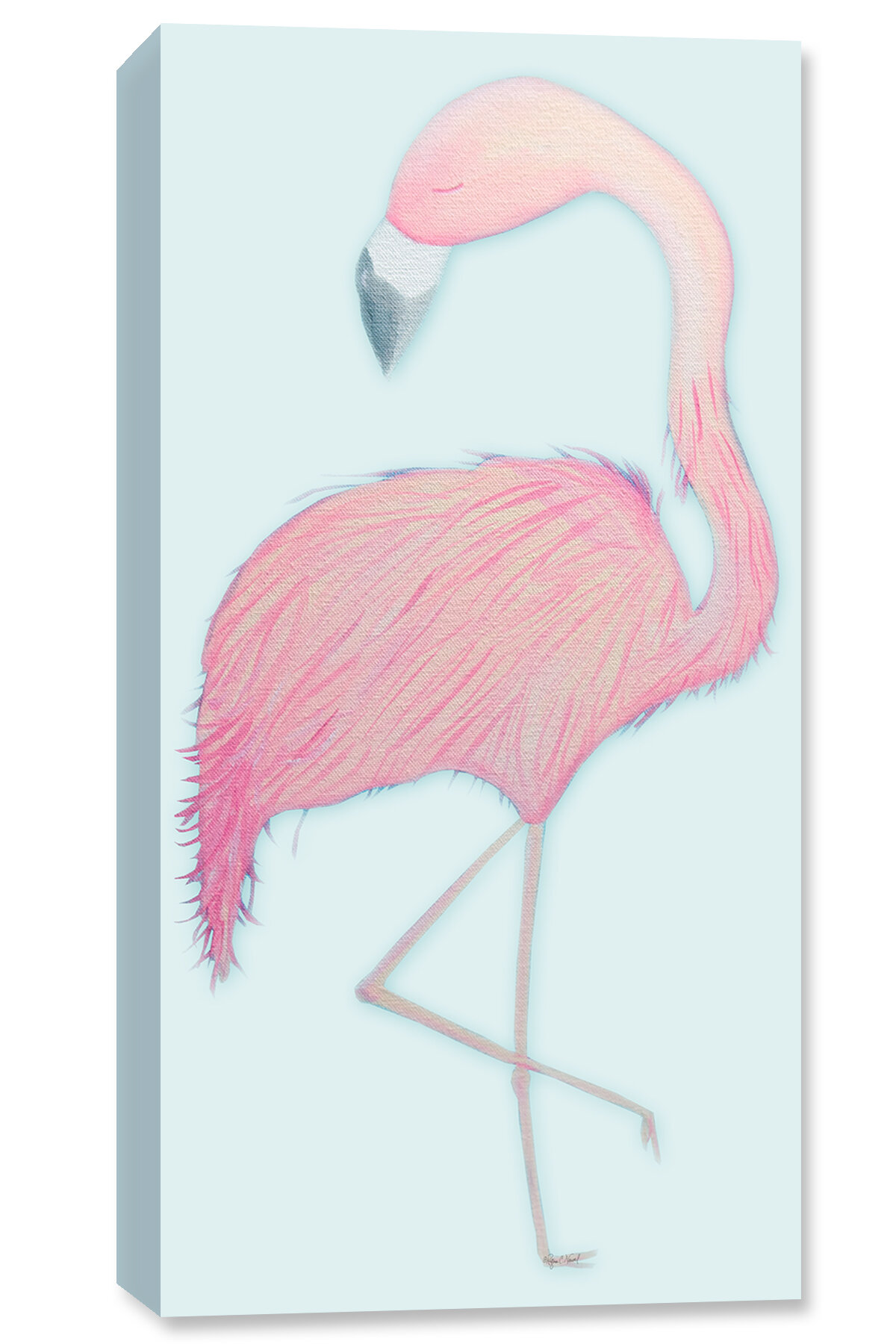 nkjv flamingo flags custom zoom listing personalized garden flag il fullxfull