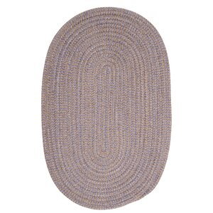 Hale Amethyst Check Indoor/Outdoor Area Rug