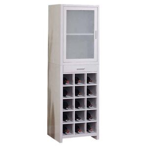 Dawn 15 Bottle Floor Wine Cabinet by Organize It All