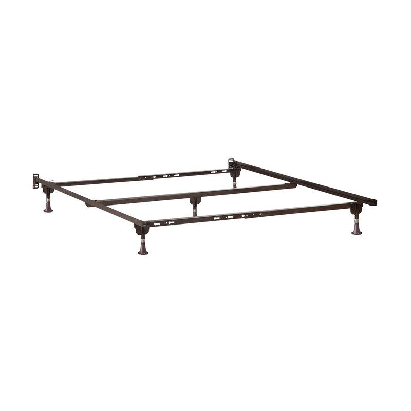 Alwyn Home Metal Bed Frame & Reviews | Wayfair