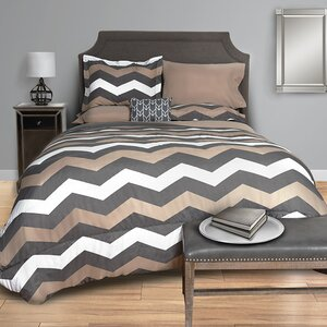 Chevron Bed in a Bag Set