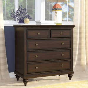 Harrison 4 Drawer Chest by..