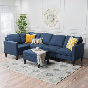 Blue Sectionals You\'ll Love in 2019 | Wayfair