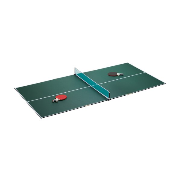 Bon GLD Products Viper Table Tennis Conversion Top With Accessories U0026 Reviews |  Wayfair