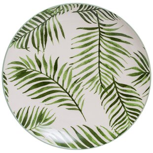 Malina 8\  Dinner Plate (Set of 4)  sc 1 st  Wayfair & Decorative Plates Set Of 4 | Wayfair