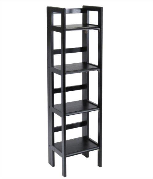 Basics Folding Etagere Bookcase