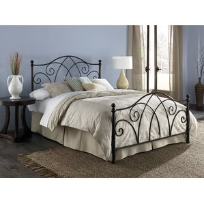California king Panel Bed by Fashion Bed Group