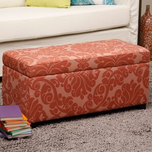 Bolbolac Storage Ottoman by Warehouse of Tiffany