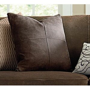 Ultimate Stretch Leather Pillow Slipcover by Sure Fit