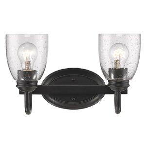 Sheila 2-Light Vanity Light