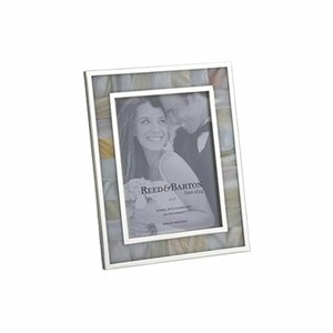 Plated Giftware Mother of Pearl Picture Frame