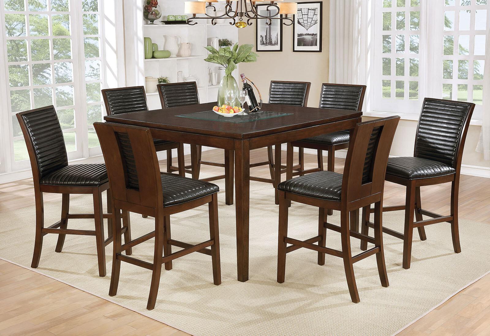 Darby Home Co Luz 9 Piece Pub Table Set | Wayfair