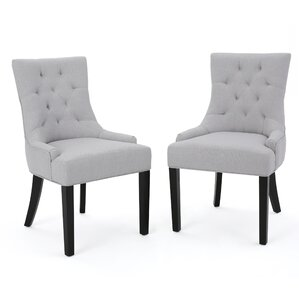 Rosalind Tufted Side Chair Set Of 2