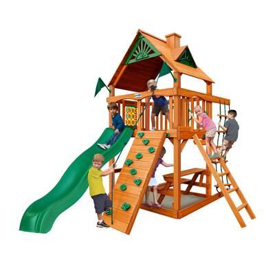 Kidkraft Wooden Swing Set Reviews Wayfair