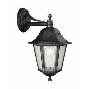 Toulouse Outdoor Wall Lantern by Massive