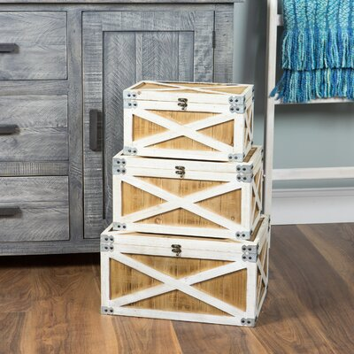 Decorative Trunks You Ll Love Wayfair