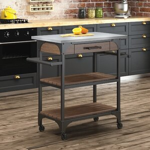 Walter Multi-Purpose Kitchen Cart by Trent Austin Design