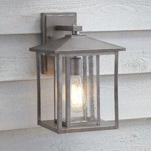 Ezekiel Outdoor Wall Lantern