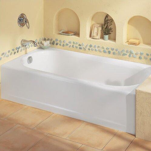 Princeton 60 X 34 Alcove Soaking Bathtub