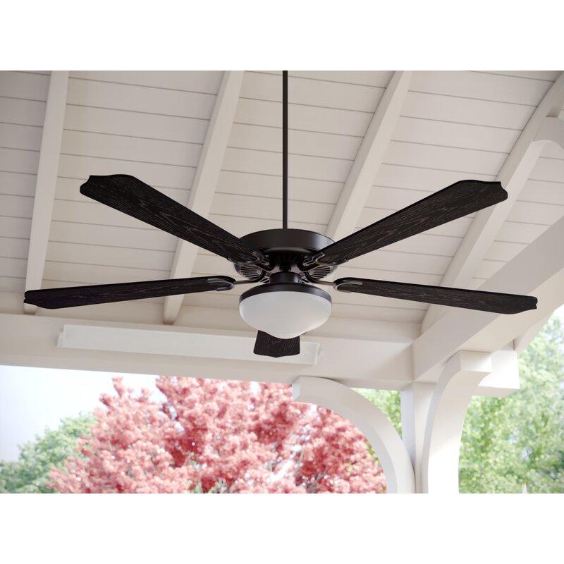 52 Beaton 5 Blade Outdoor Ceiling Fan