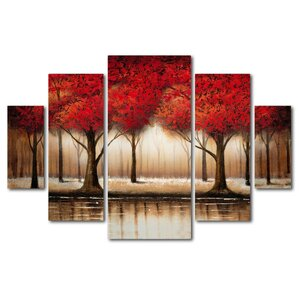 4 Piece Wall Art 4+ piece wall art you'll love | wayfair
