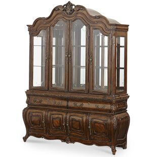 Lavelle Lighted China Cabinet Looking for