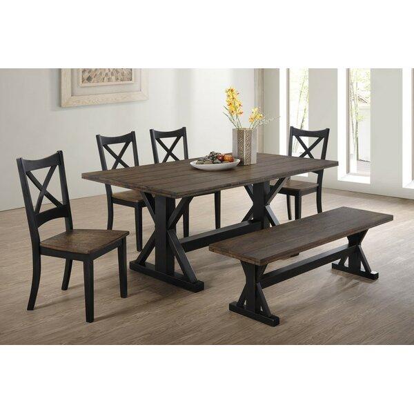 6 piece dining set Landrum 6 Piece Dining Set & Reviews | Joss & Main 6 piece dining set