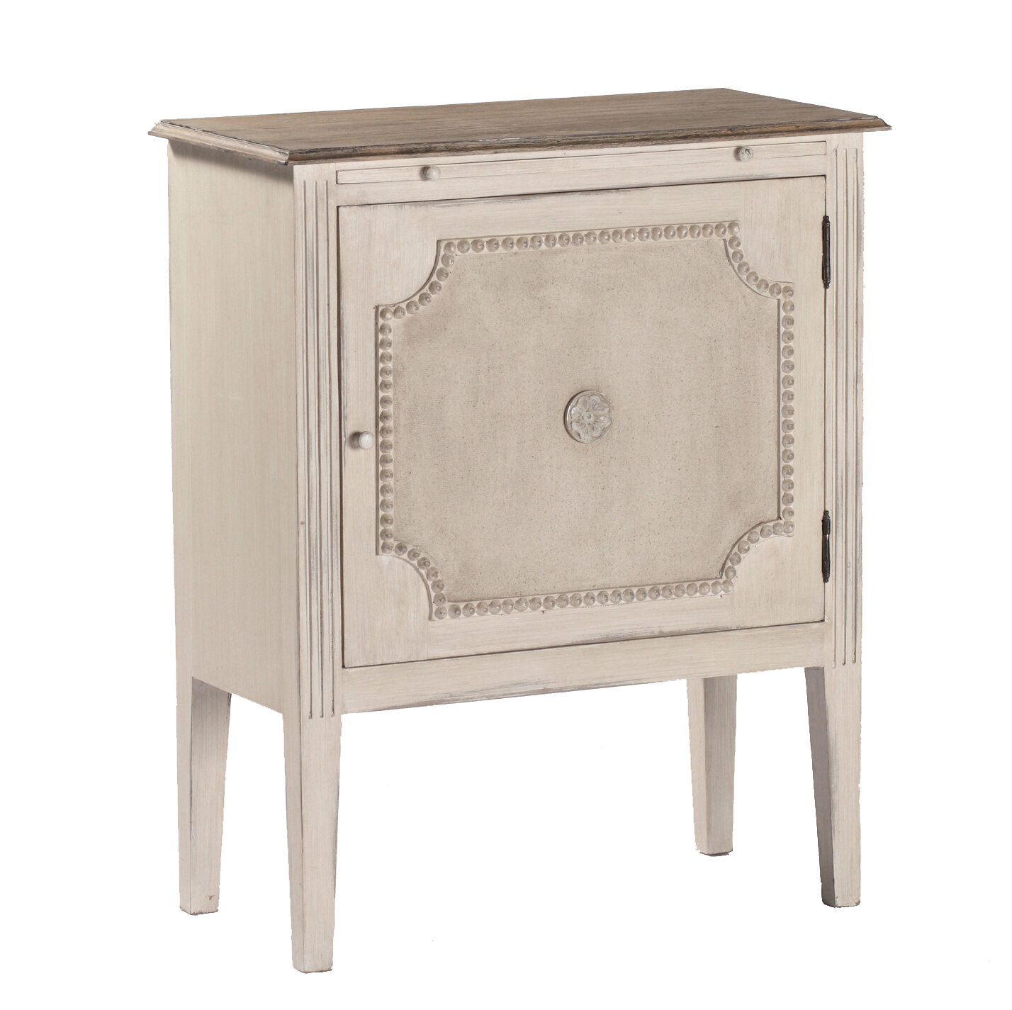 Superbe Gabby Landry End Table With Storage | Wayfair