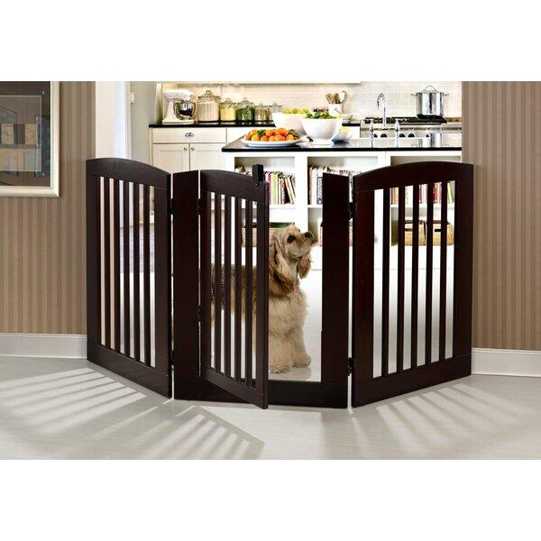 Dog Gate With Cat Door Wayfair