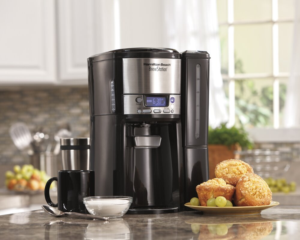 brewstation 12 cup coffee maker