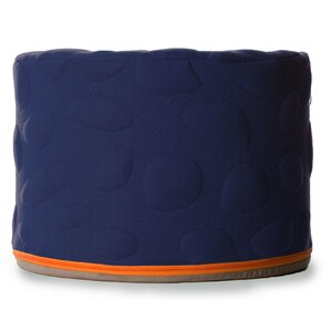 Pebble Pouf Ottoman by Nook Sleep Systems