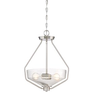 Selinsgrove 2-Light Inverted Pendant