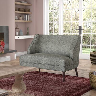 Farmhouse Amp Rustic Brown Loveseats Amp Settees Birch Lane