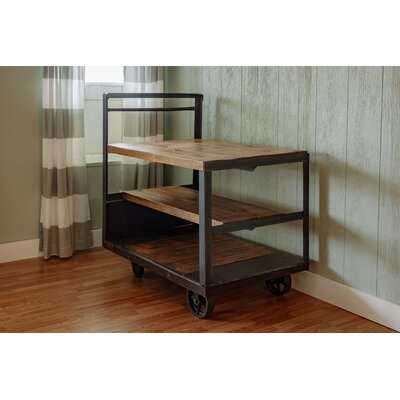lots et chariots de cuisine style industriel. Black Bedroom Furniture Sets. Home Design Ideas