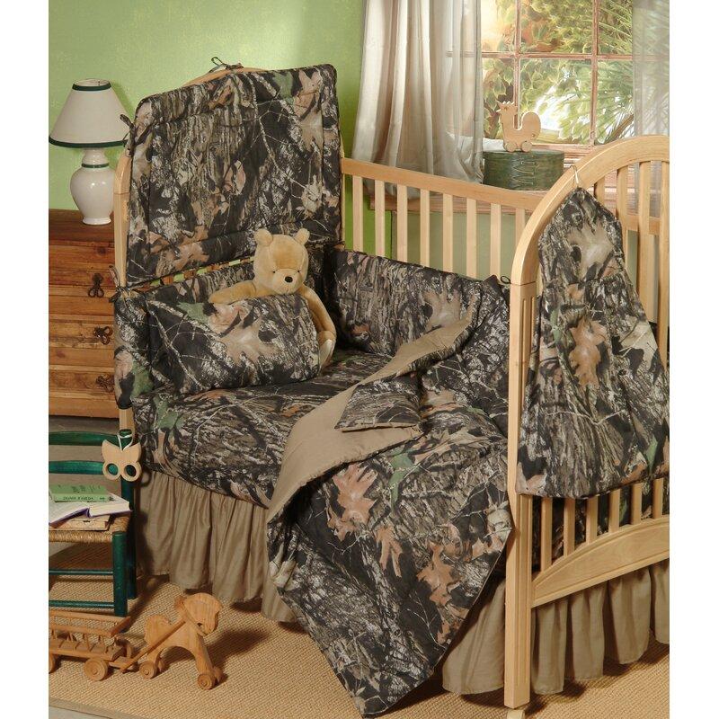 Mossy Oak New Break Up Crib Comforter Amp Reviews Wayfair