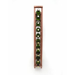 Premium Cellar Series 10 Bottle Floor Wine Rack