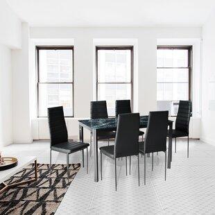 Modern Plastic / Acrylic Dining Room Sets | AllModern