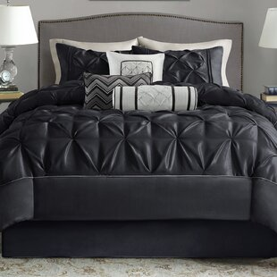 b9f7d7443cc4 Black Set Comforters   Sets You ll Love