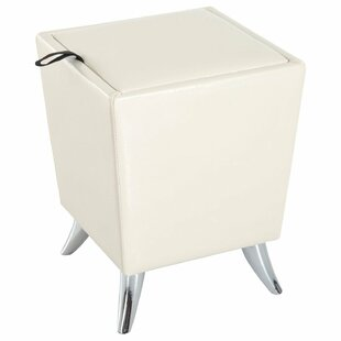 Cube Storage Ottoman By Homcom