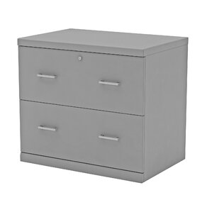 Otterbein 2 Drawer File Cabinet