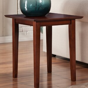 Ithaca Square End Table by Cha..