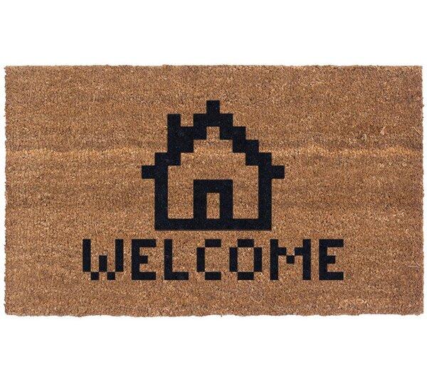 Coco Mats N More Welcome Home Doormat U0026 Reviews | Wayfair