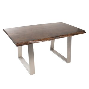 Live Edge Dining Table by Joseph Allen