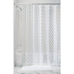 Superbe Truitt Single Shower Curtain Liner