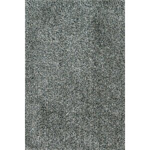Carrera Shag Hand-Tufted Mist/Slate Area Rug