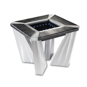 Croc Infinity End Table by Nova of California