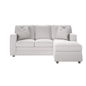 Andrew Reversible Sectional by Wayfair Custom Upholstery?
