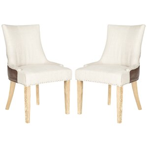 Perz Dining Side Chair (Set of 2) by One Allium Way