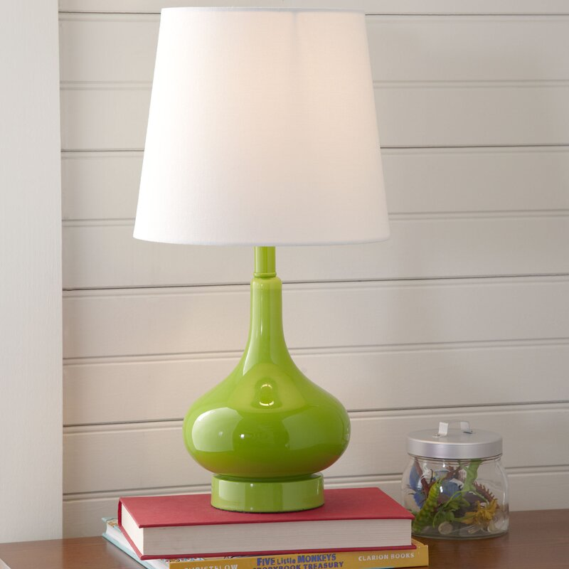 Gourd geous 17 5 table lamp