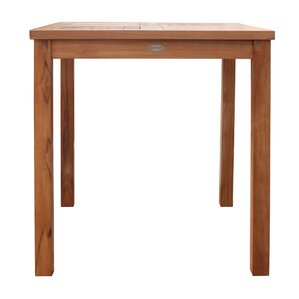 Awesome Juno Ridge Teak Bistro Table